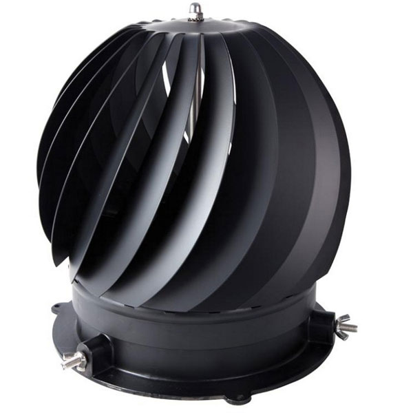 Rotorvent Ultralite 2 Revolving Chimney Cowl - All Fuels (Expected Early November)